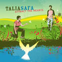 TaliaSafa Baha'i Music Album Cover